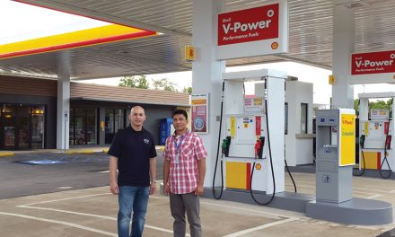 IP&E holds soft opening of new Shell station