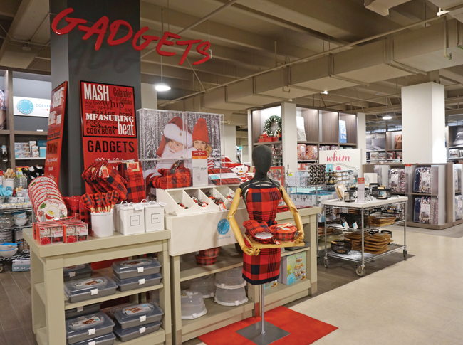 Macy's enters holiday season with 45,000-square-foot expansion