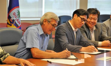 News flash – GPA signs contract that will alleviate power frequency and outage issues