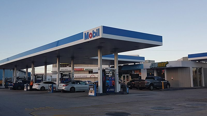 Mobil upgrading infrastructure throughout Guam