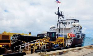 Bring it on: Ship acquisition to leverage opportunities in the Marianas