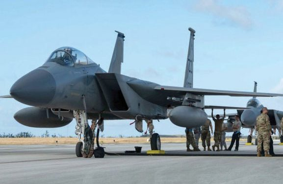 Tinian divert airfield project behind schedule